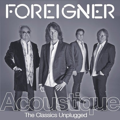 Image of FOREIGNER - Acoustique - CD Cristal