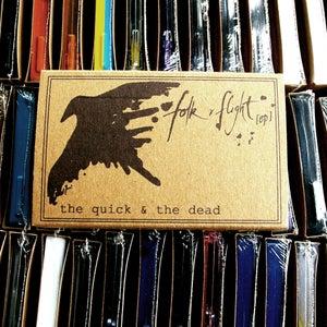 Image of Folk'n'Flight ep. Cassette Tape