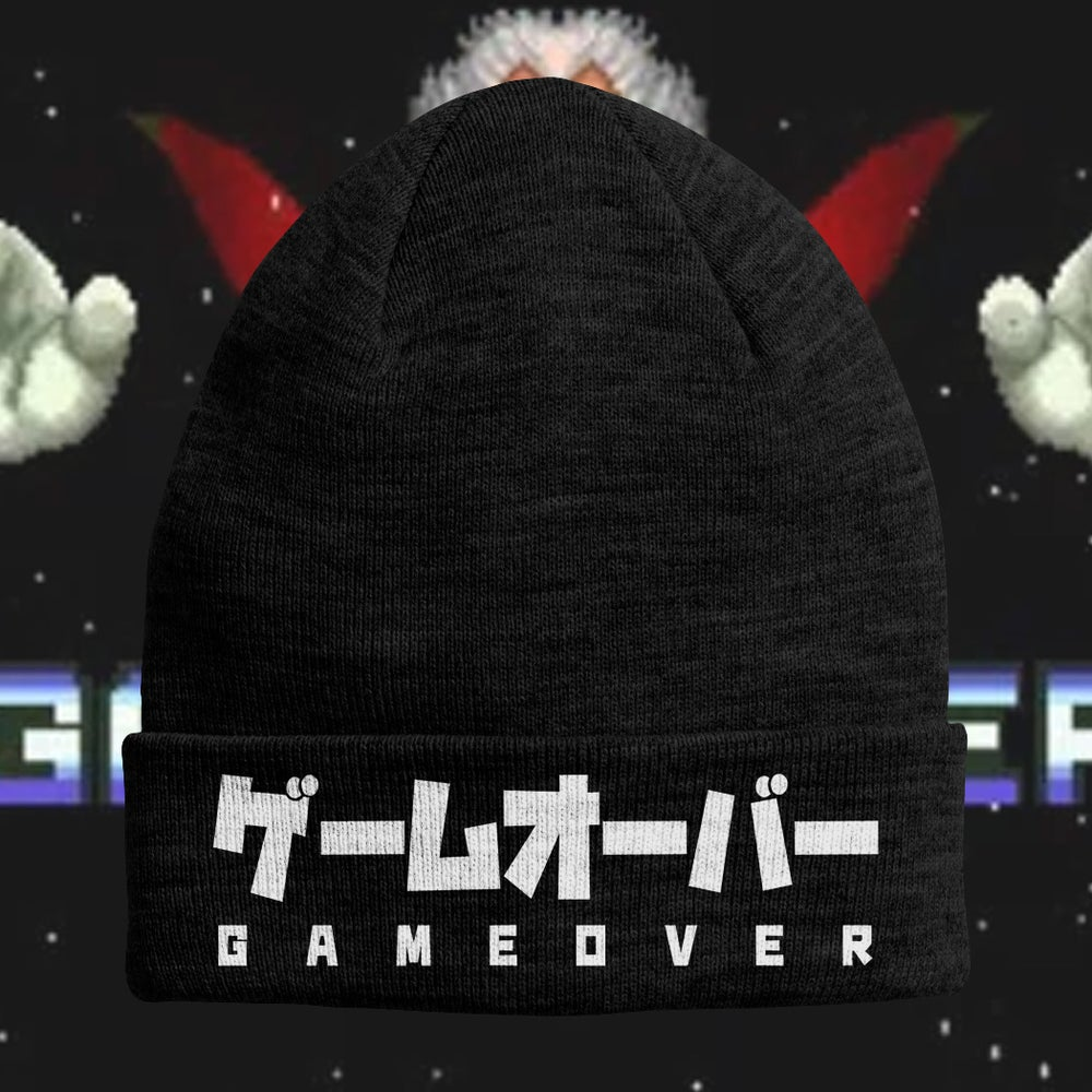 Image of Game Over: Beanie