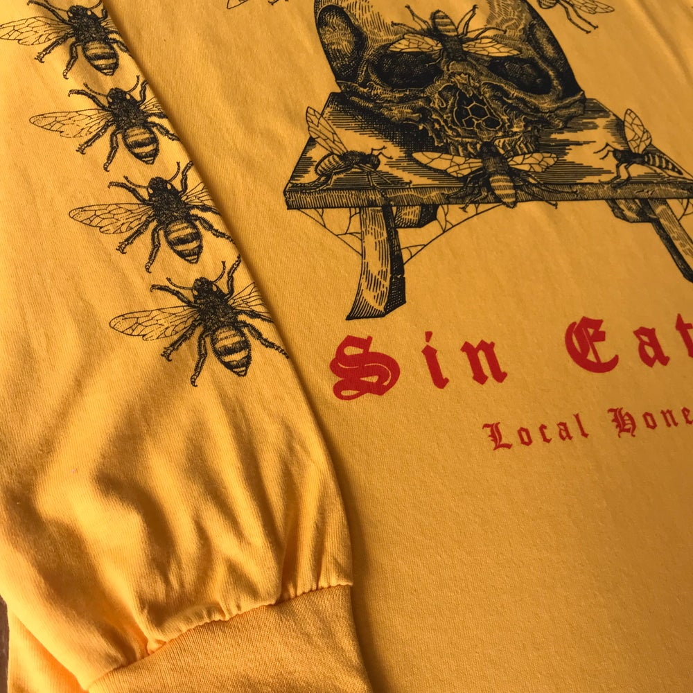 Image of Local honey long sleeve.