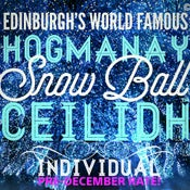 Image of INDIVIDUAL TICKET(S) - ❄️ Edinburgh Hogmanay Snow Ball™ Ceilidh 2017 - Assembly Rooms