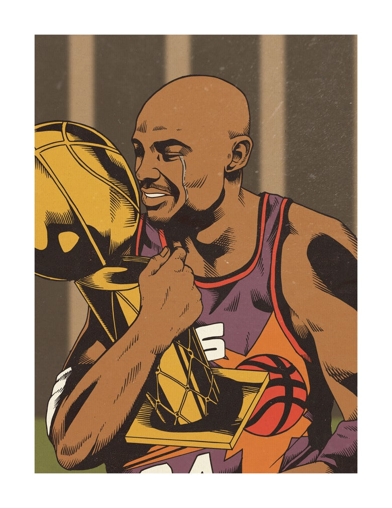 Image of BAOT- Charles Barkley