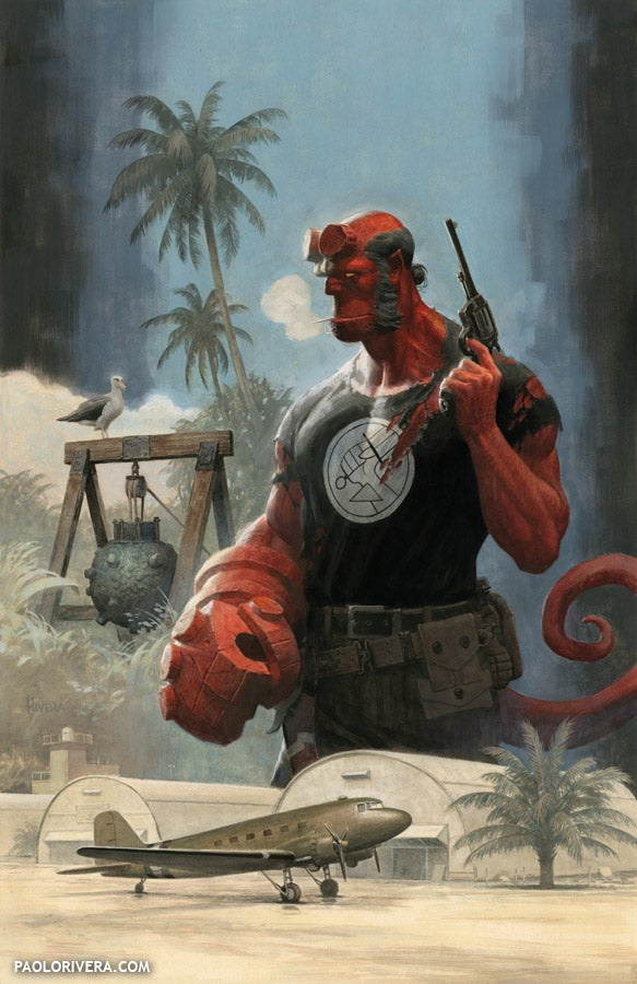Image of Hellboy: 1955