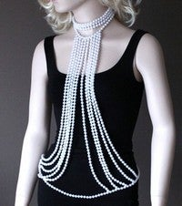 Image of NECK/WAIST PEAR BODY CHAIN