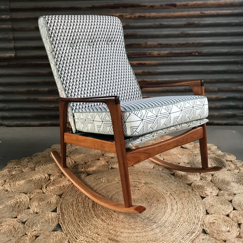 Image of St Marks Rocking Chair