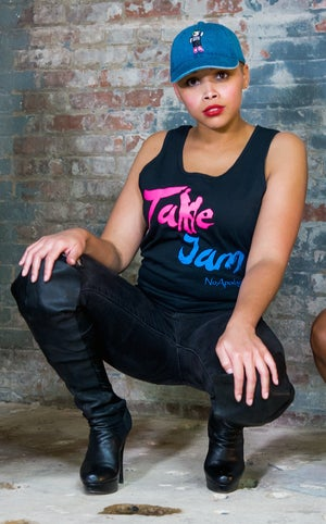 "Image of Kerwin Dubois ""Take Jam - No Apology"" Tank Top"