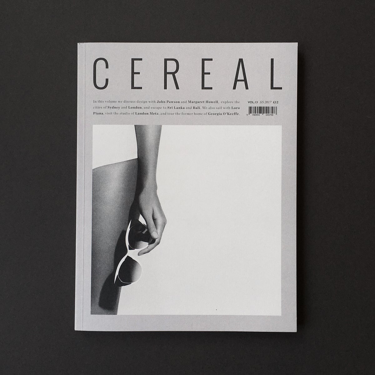 Image of 'Cereal' Magazine