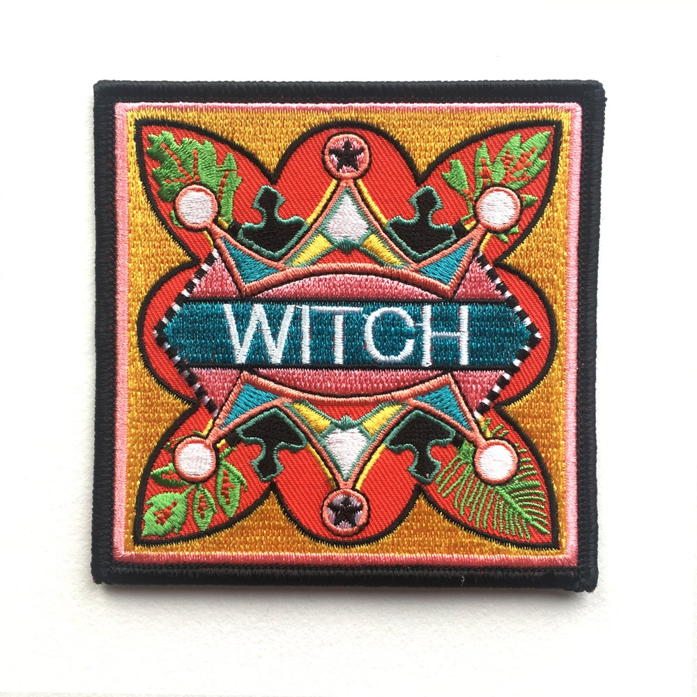 Image of Witch Patch - PRE ORDER