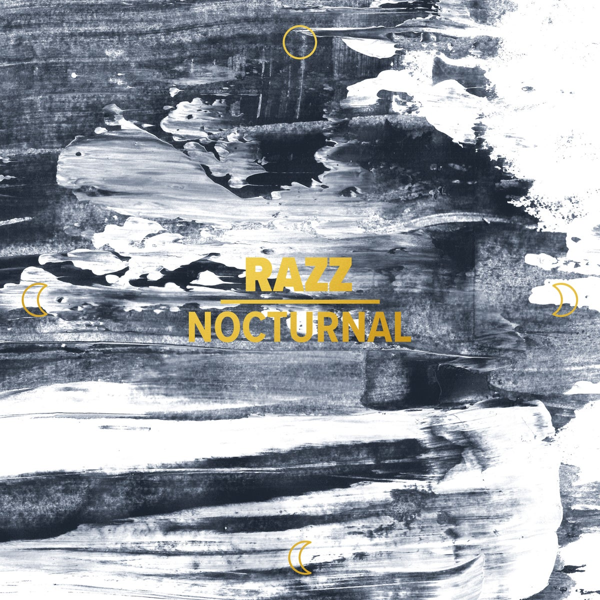 "Image of Razz ""Nocturnal"" CD"