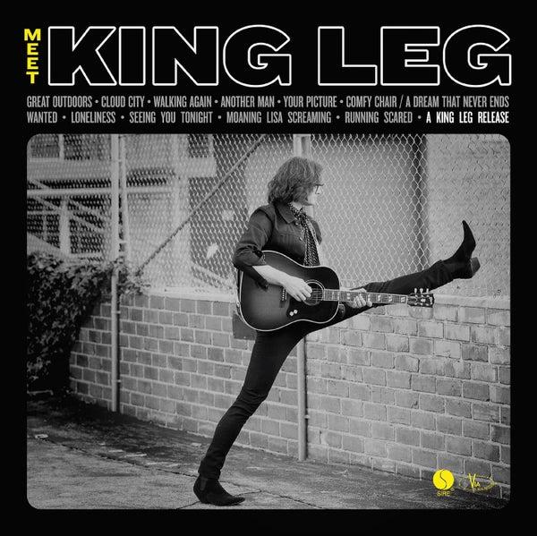 Image of Meet King Leg CD