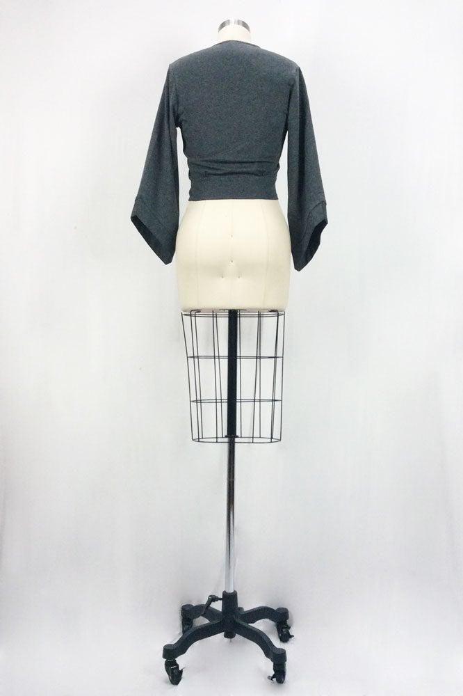 Image of Willamina Zip JKT Gray