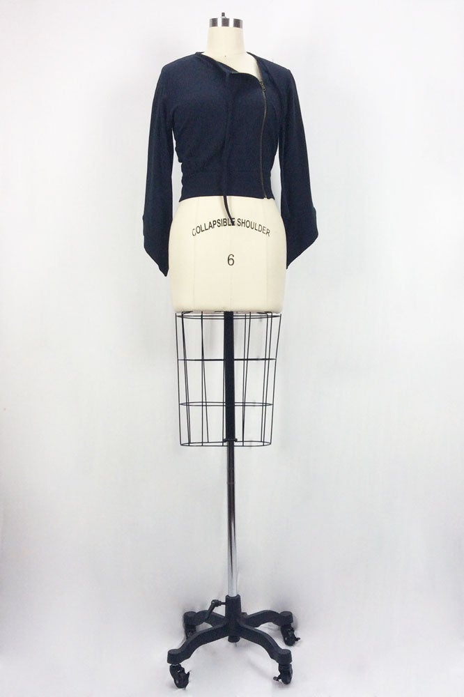 Image of Willamina Zip JKT Navy