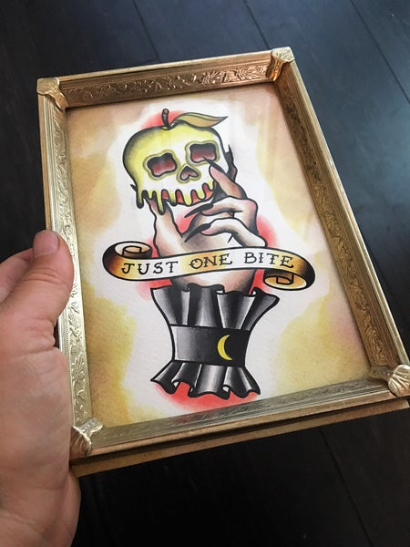 Image of Original Painting - Just One Bite