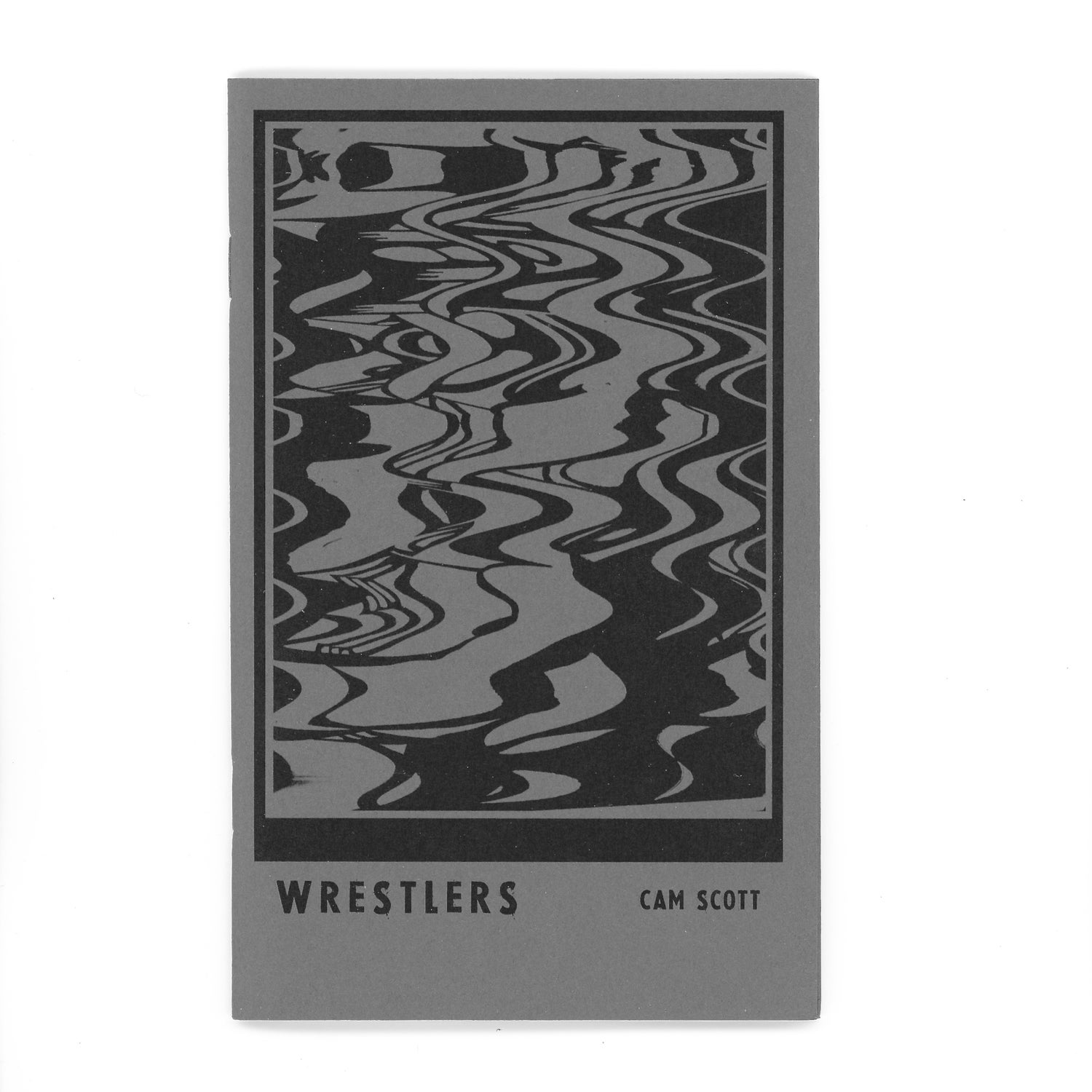 Image of Wrestlers by Cam Scott