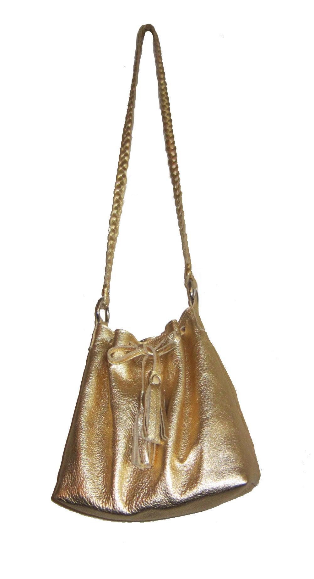 Image of Wildflower Cross-body Bucket Bag ~LG~