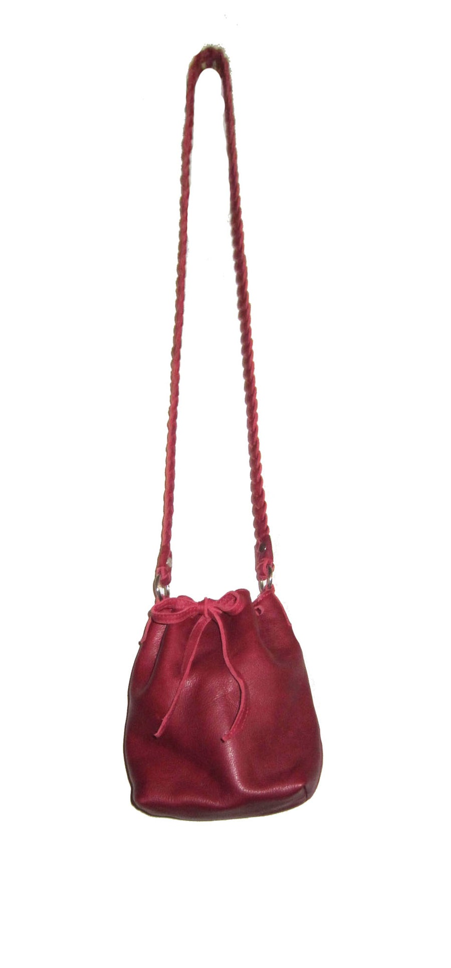 Image of Wildflower Cross-body Bucket Bag ~SM~