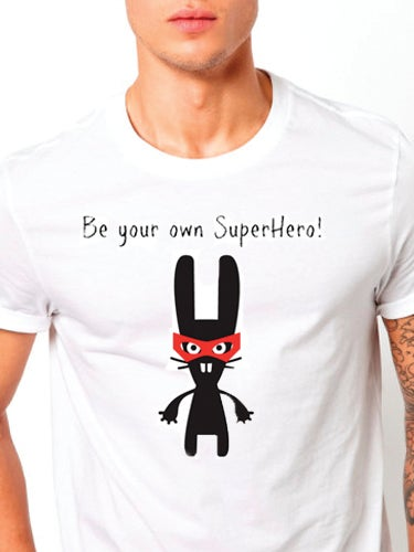 Image of SUPERHERO TEE - NEW!
