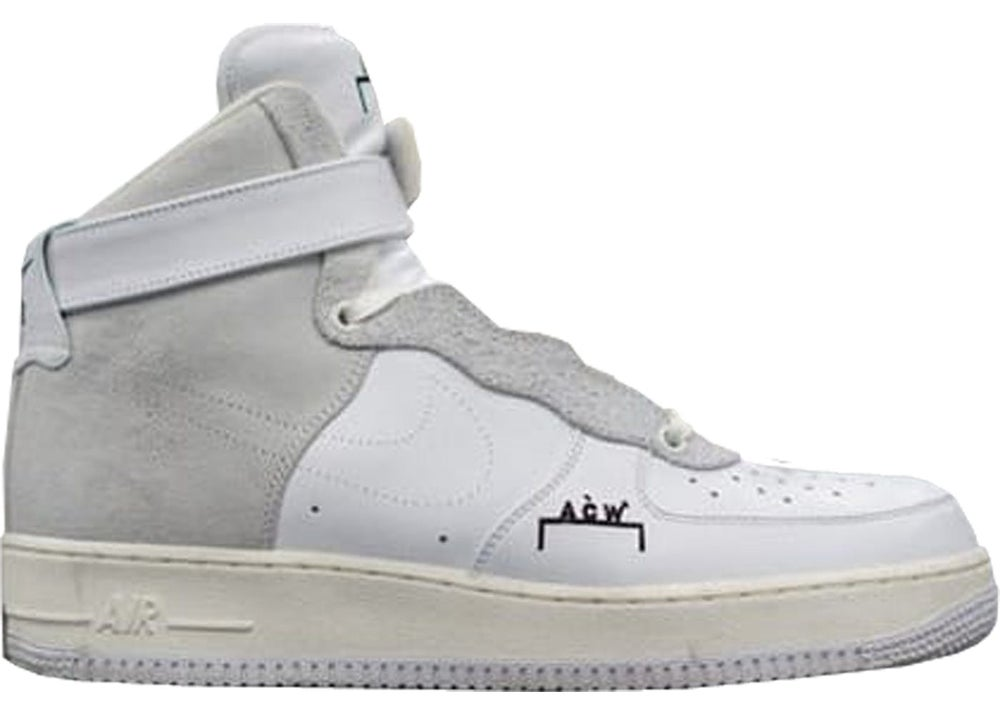 Image of A-COLD-WALL X Nike Air Force 1 High