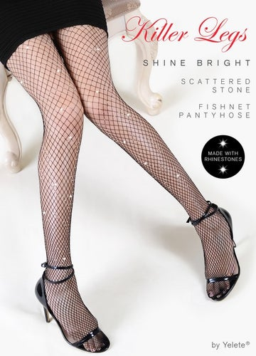 Image of Razzle Dazzle Fishnets