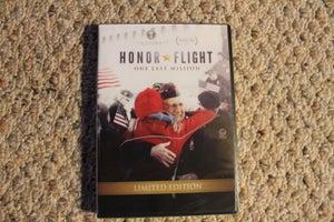 """Image of """"HONOR FLIGHT, One Last Mission""""  (MOVIE)"""