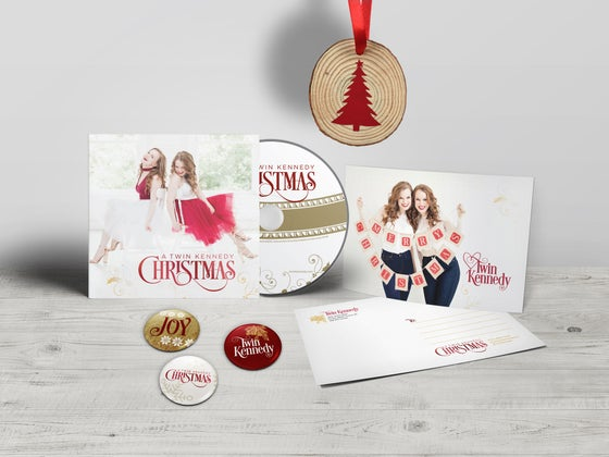 Image of HOLIDAY MERCH BUNDLE