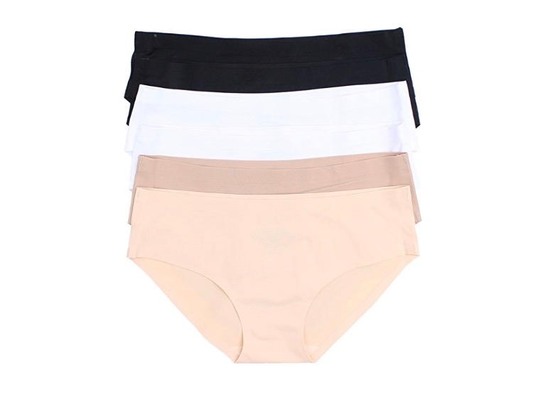 Image of Plus size High Waist Panty