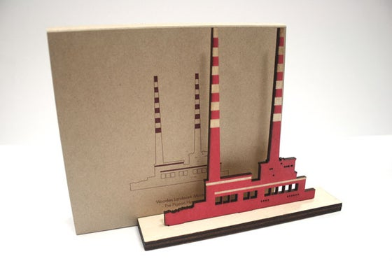 Image of Pigeon House Model