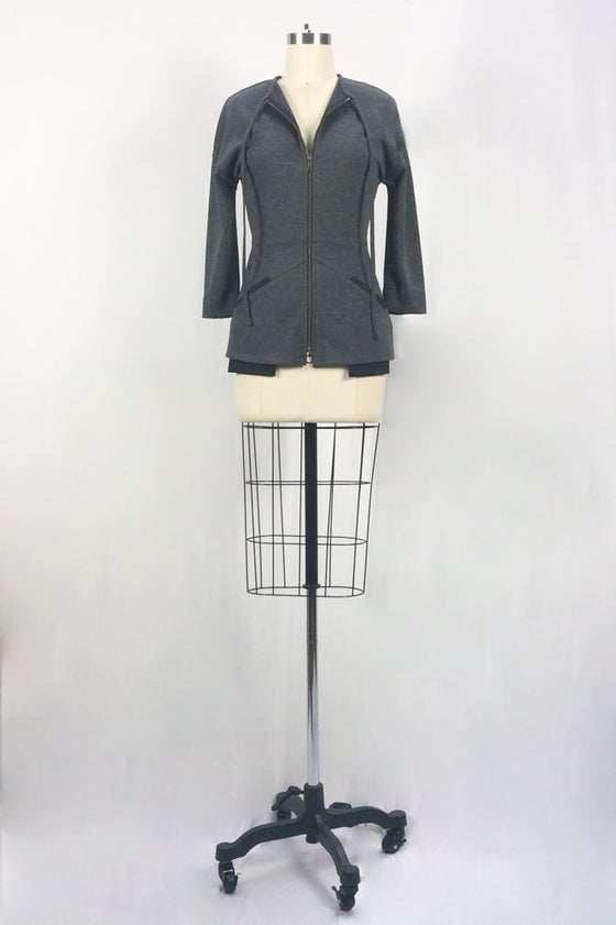 Image of Crucible Jacket Gray