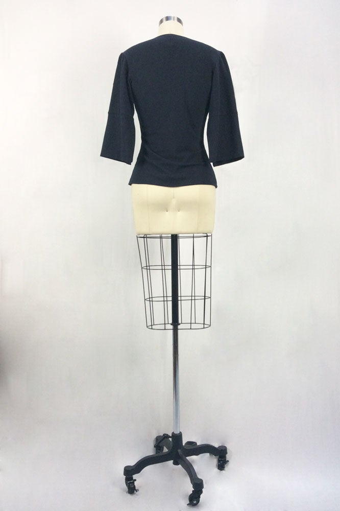 Image of Fitted Cubist Navy