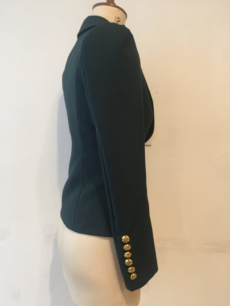 Image of Single button Zoe jacket