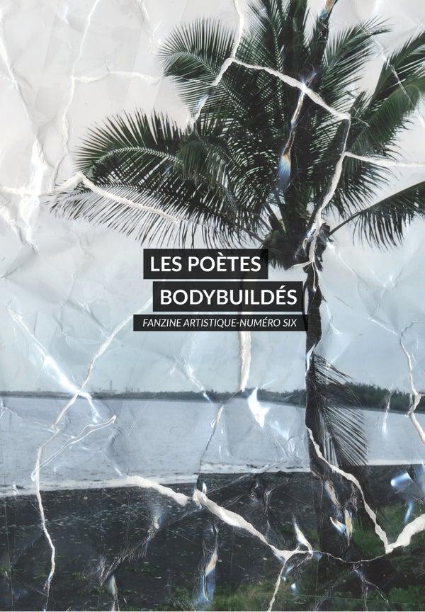 """Image of Fanzine """"Les Poètes Bodybuildés"""" #6"""
