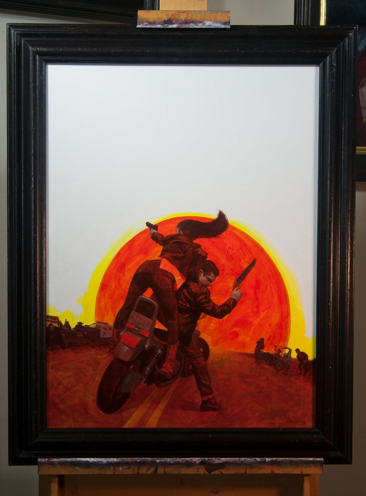 Image of The Rider
