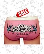 Image of inked underwear