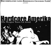 "Image of v/a - ""Hardcore Amerika"" (The Reagan Years 1st Term) CD"