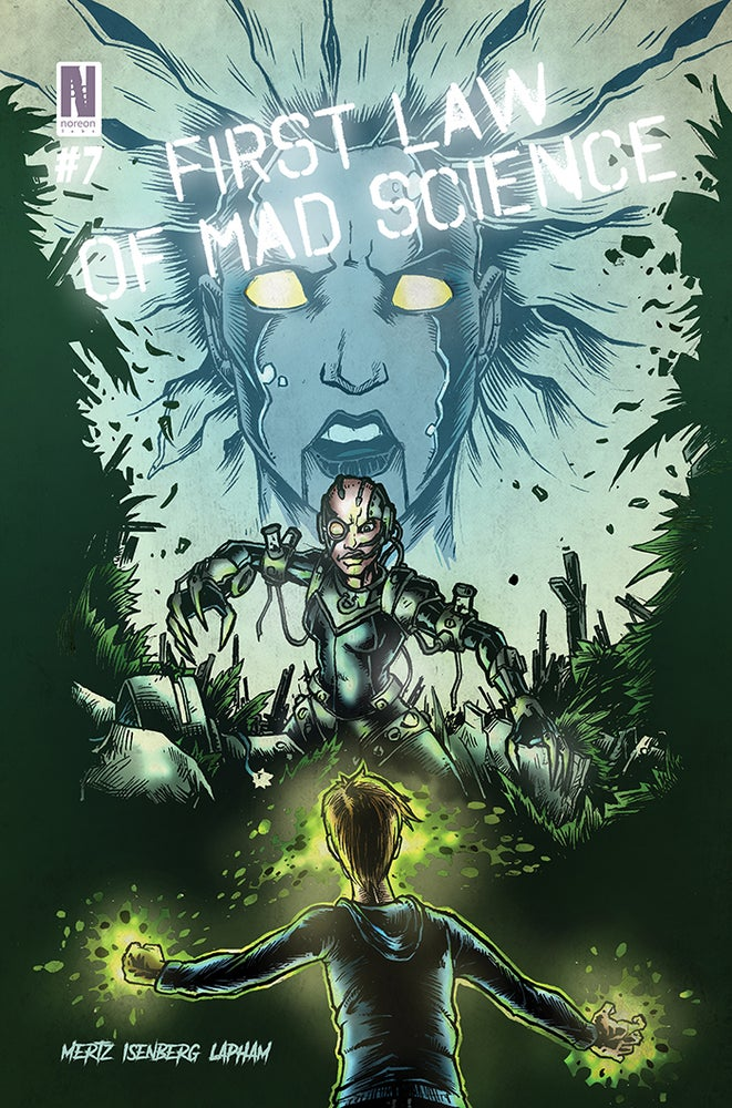 Image of FIRST LAW OF MAD SCIENCE - ISSUE #7