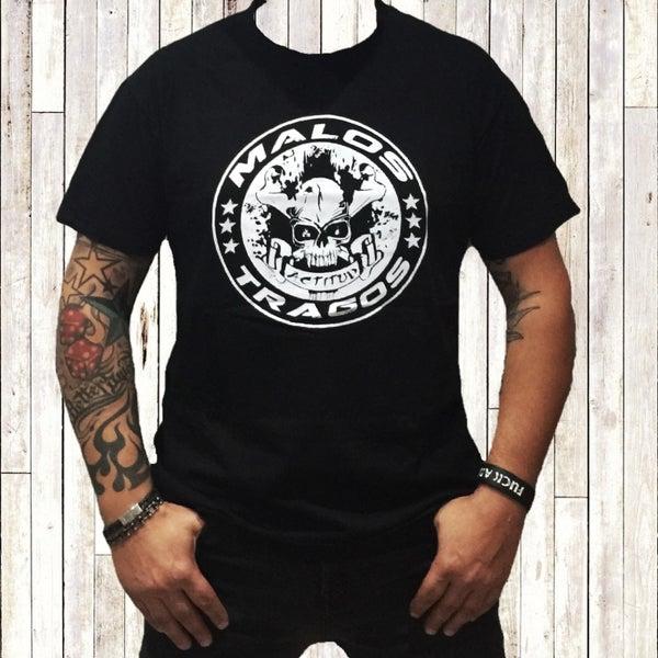 Image of Camiseta modelo  Actitud y modelo  Skull tallas L-M-S-XL