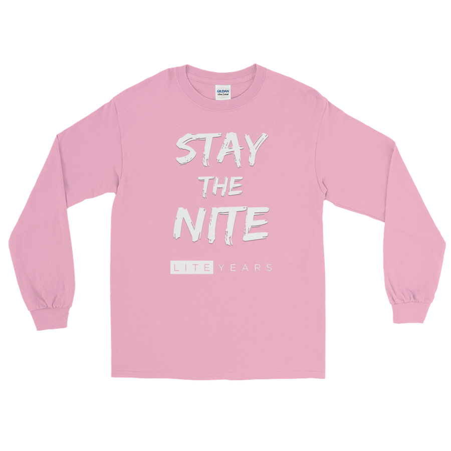 "Image of LITEYEARS - ""Stay The Nite"" Long Sleeve WEB EXCLUSIVE"