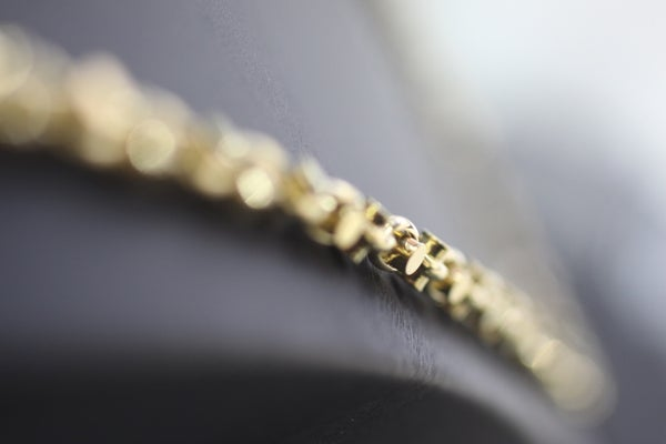 Image of Mens Unique style Gold chain