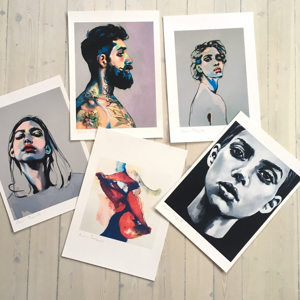 Image of Art Prints, A3