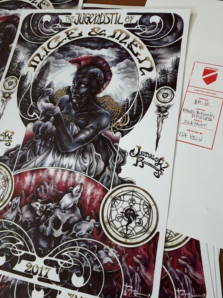 Image of The Jugendstil of Mice & Men - Raquel Burgueno Sepulveda