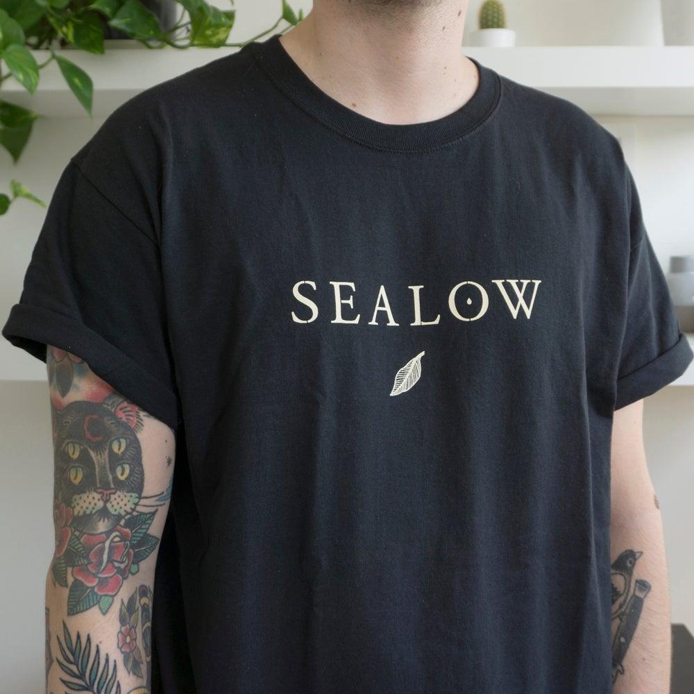 Image of Sealow t-shirt black