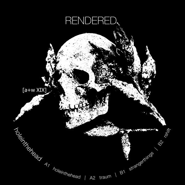 Image of [a+w XIX] RENDERED - holeinthehead 12""