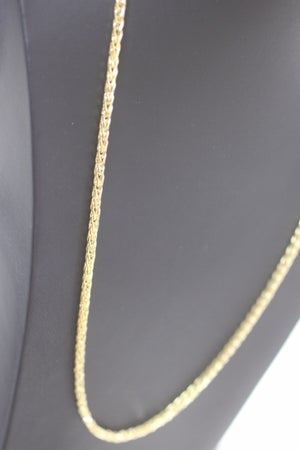 Image of Mens Franco Wheat Heavy Chain