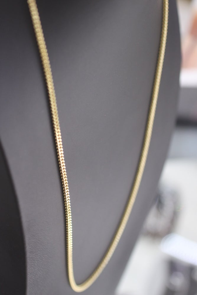 Image of Mens Franco Chain 28 inch Chain