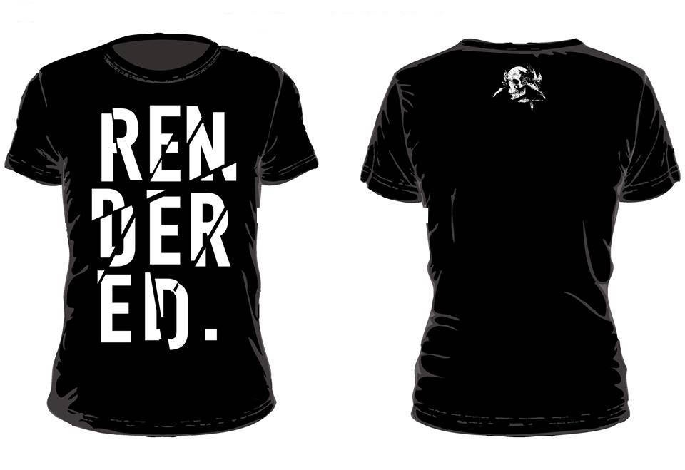 Image of RENDERED - holeinthehead T-Shirt