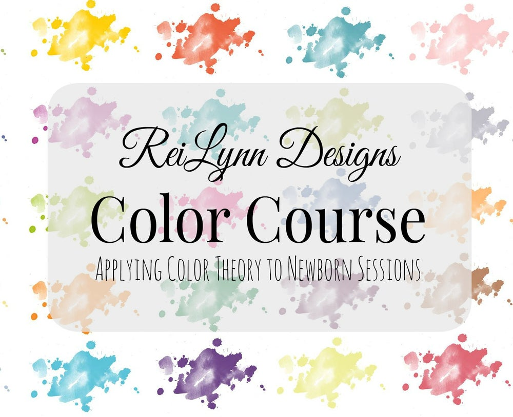 Image of Color Course: Jan 2018