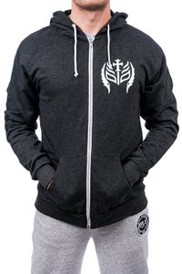 Image of Rey Mysterio Full Zip Up Hoodie