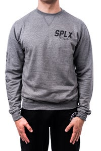 Image of SPLX Heather Grey Sweatshirt