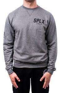 Image of SPLX Heather Grey Sweatshirt
