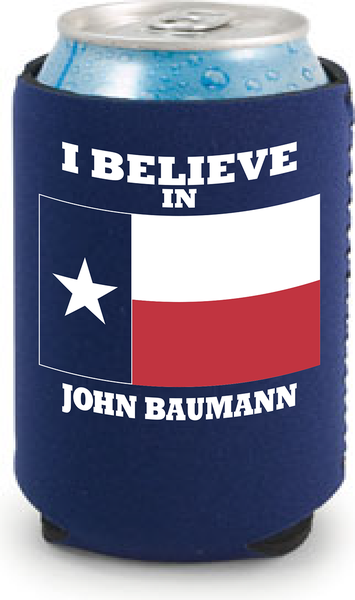 Image of I Believe Koozie
